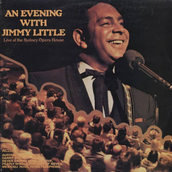 An Evening With Jimmy Little