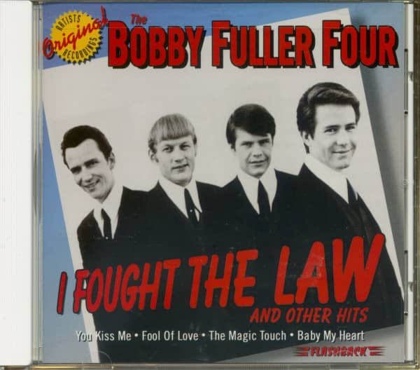 I Fought the Law (CD)