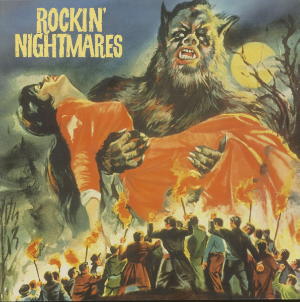Rockin' Nightmares (LP)
