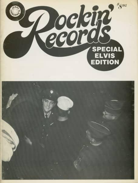 Jerry Osborne's Rockin' Records Special Elvis Edition