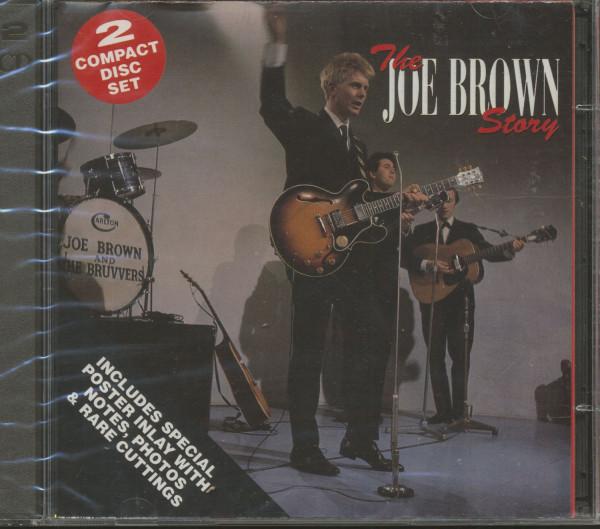 The Joe Brown Story (2-CD)