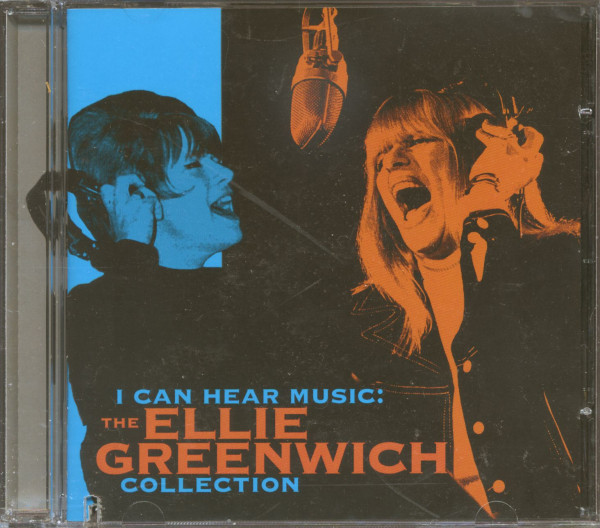 I Can Hear Music - The Ellie Greenwich Collection (CD, Cut-Out)