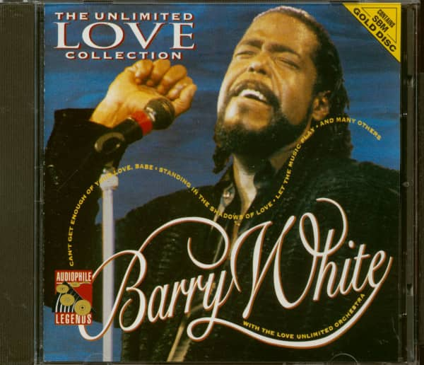 The Unlimited Love Collection (CD)