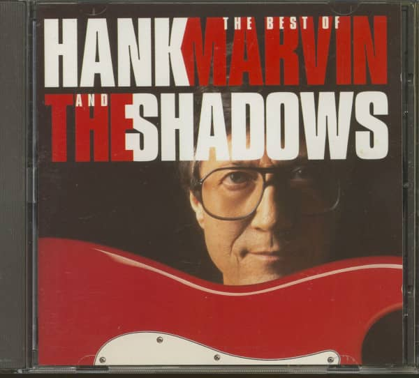 The Best Of Hank Marvin & The Shadows (CD)