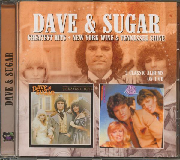 Greatest Hits - New York Wine & Tennessee Shine (CD)