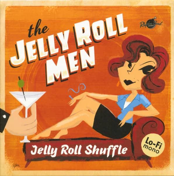 Jelly Roll Shuffle (LP)