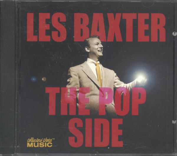 The Pop Side Of Les Baxter (CD)