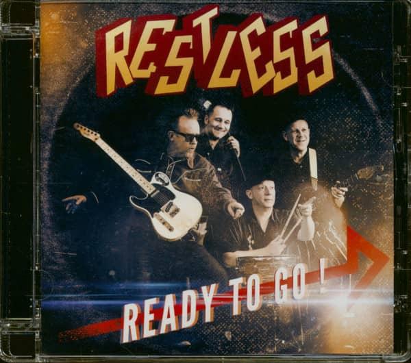 Ready To Go ! (CD)