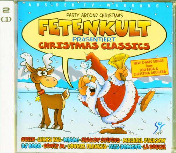 Fetenkult präsentiert Christmas Classics (2-CD)