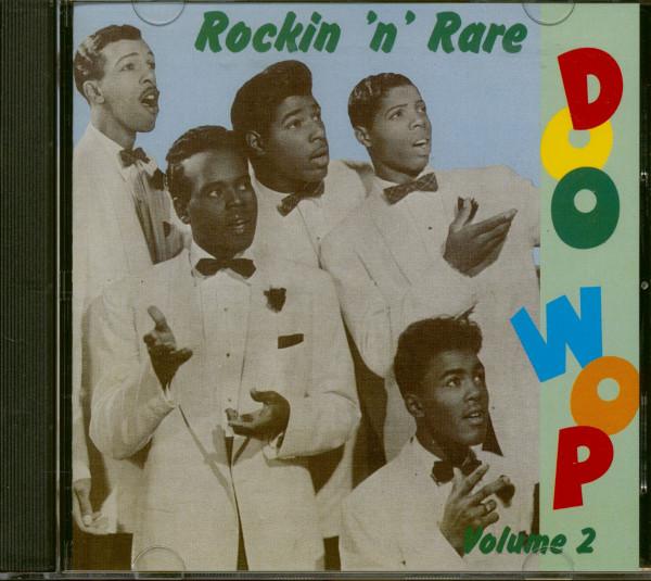 Rockin 'n' Rare Doo Wops Vol.2 (CD)