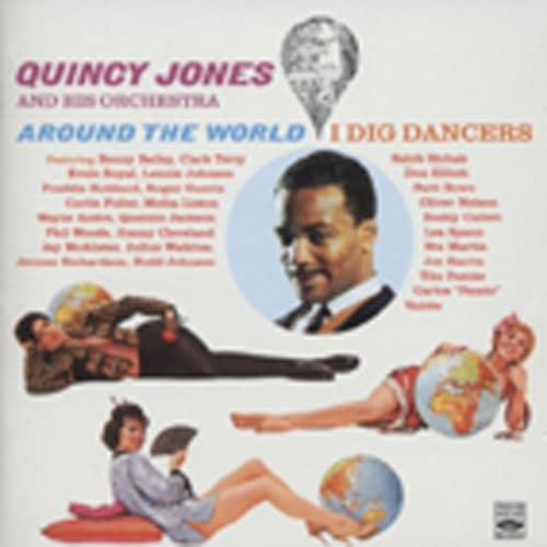 Around The World - I Dig Dancers...plus