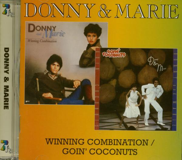 Winning Combination - Goin' Coconuts (CD)