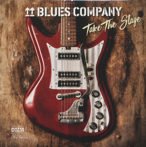 Take The Stage (2-LP, 180g Vinyl)