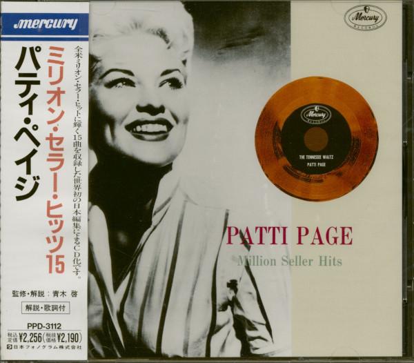 Million Seller Hits (CD, Japan)