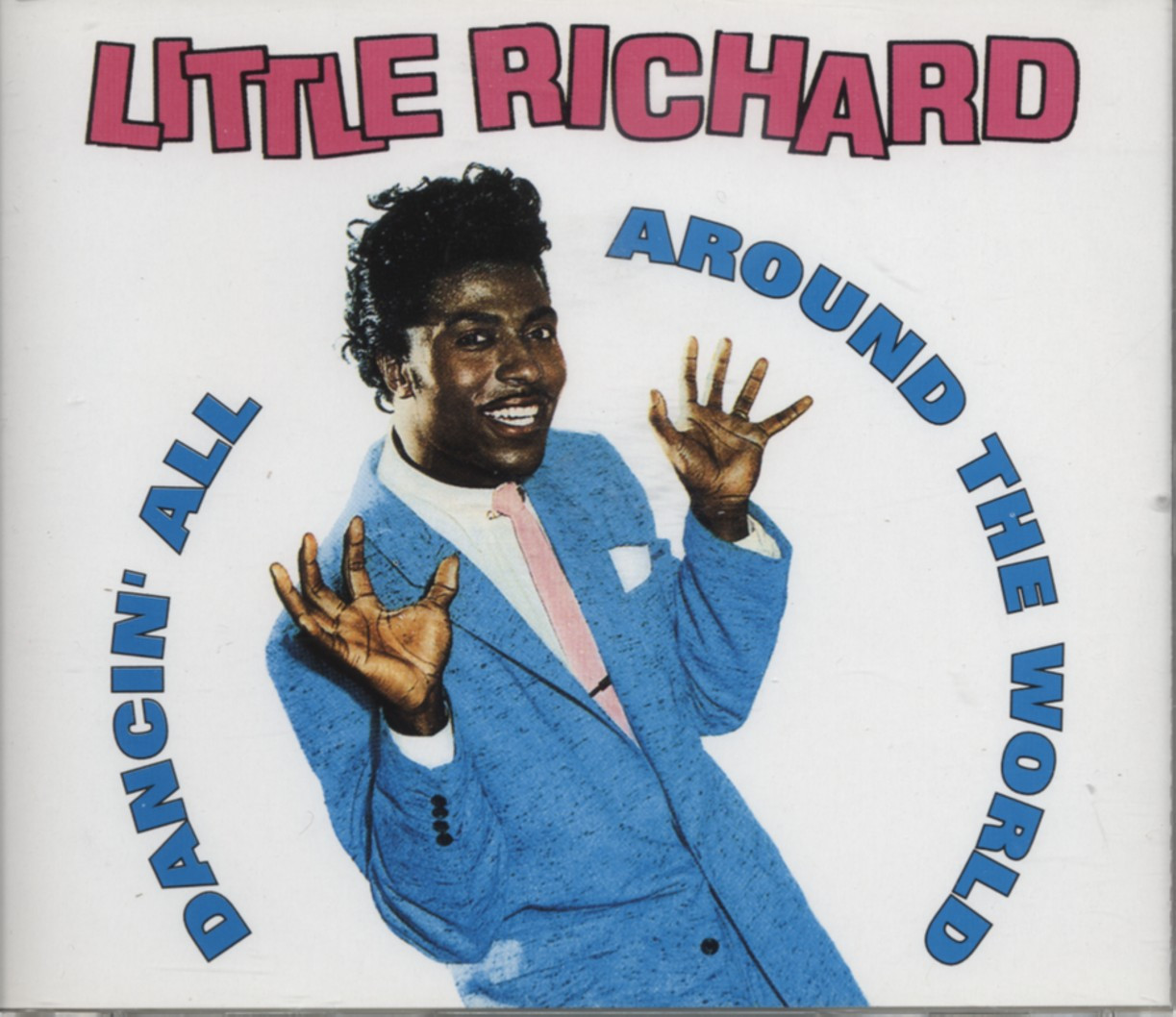 Little Richard - Dancin´ All Around The World - The Complete Vee-Jay Recordings (2-CD)