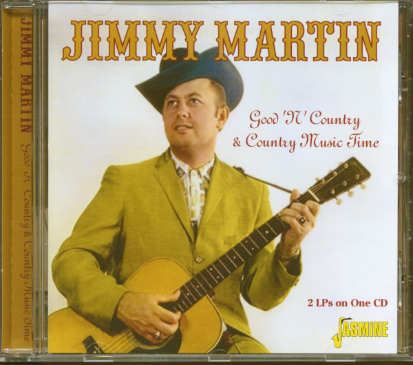 God'n'Country & Country Music Time (CD)