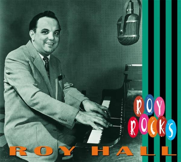 Roy Hall - Roy Rocks