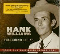 The Legend Begins - Rare & Unreleased (3-CD)