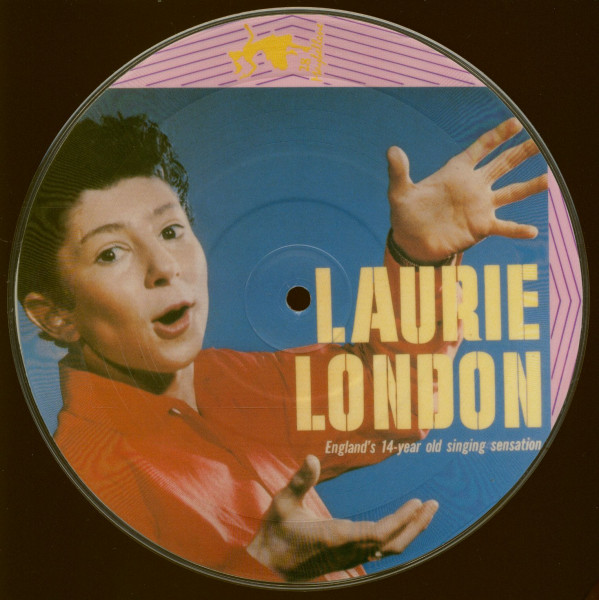 He's Got The Whole World In His Hands - Boom Ladda Boom (7inch, 45rpm, Picture Disc)
