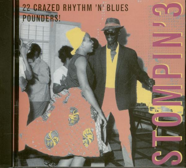 Stompin' Vol.3 (CD)