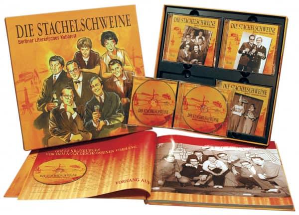 Berliner Kabarett (8-CD Deluxe Box Set)