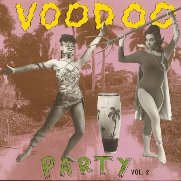Voodoo Party, Vol.2 (LP)