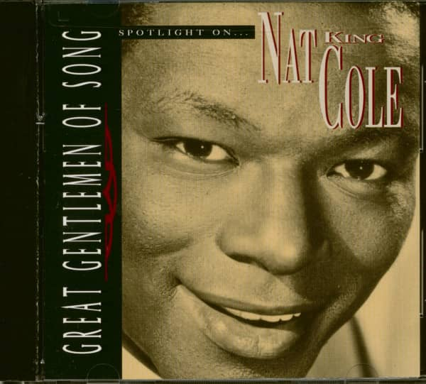 Spotlight On Nat King Cole (CD)