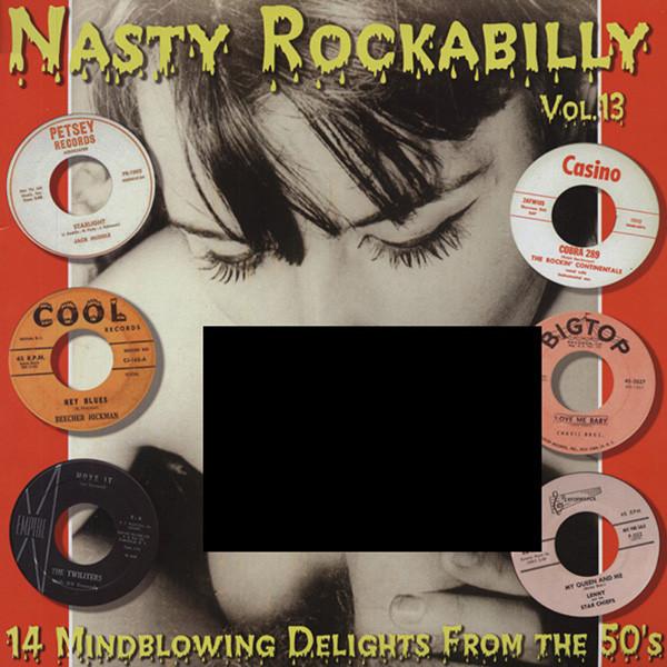 Nasty Rockabilly Vol.13 (Vinyl LP)