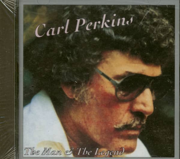 The Man And The Legend (CD)