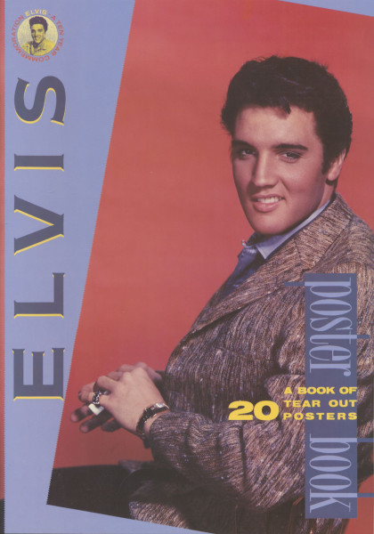 Elvis Poster Book - A Ten Year Commemoration