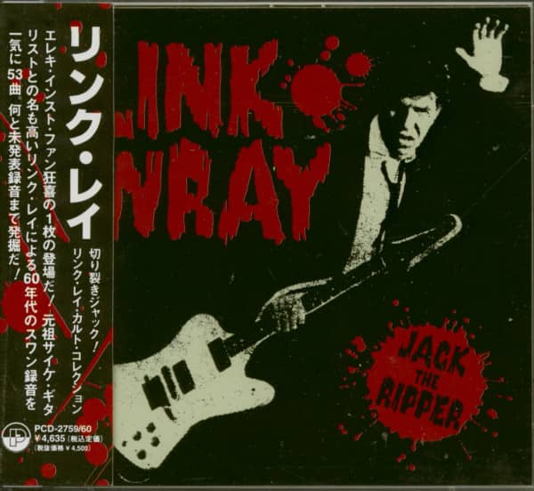 Jack The Ripper (2-CD Japan)