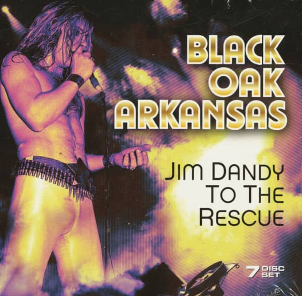Jim Dandy To The Rescue (7-CD)