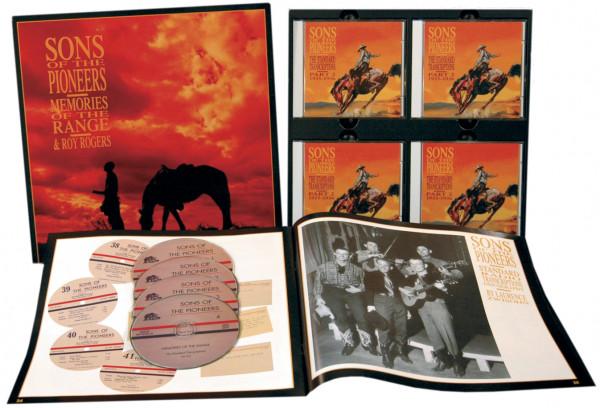 Memories Of The Range Vol.2 (4-CD Deluxe Box Set)