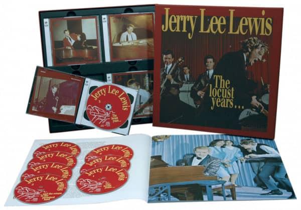 The Locust Years (8-CD Deluxe Box Set)