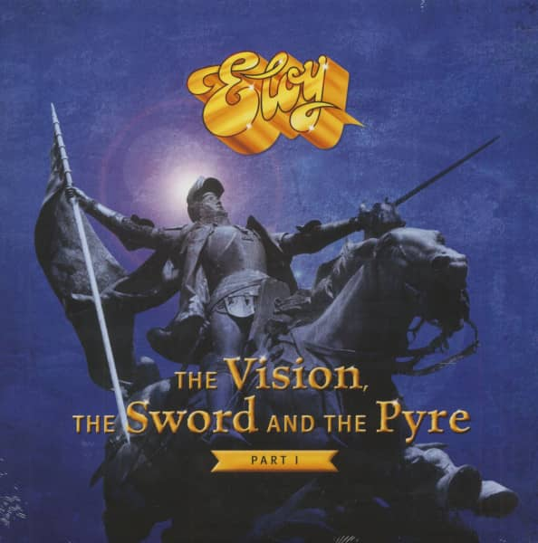 The Vision, The Sword And The Pyre - Part 1 (2-LP, 180g Vinyl)
