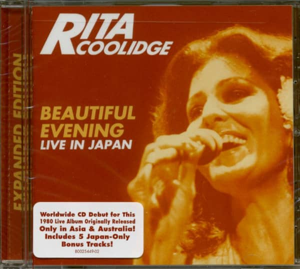 Beautiful Evening - Live In Japan (CD, Expanded Edition)