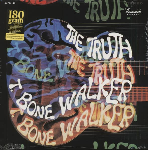 The Truth (LP, 180g Vinyl)