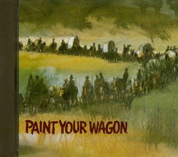 Paint Your Wagon (CD Album)