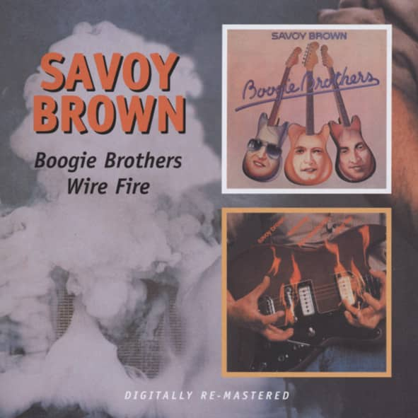 Boogie Brothers - Wire Fire (2-CD)