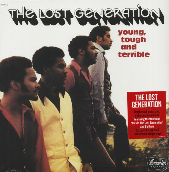 Young, Tough And Terrible (LP, 180g Vinyl)