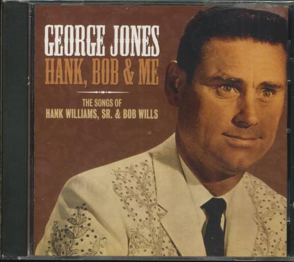 Hank, Bob & Me (CD)