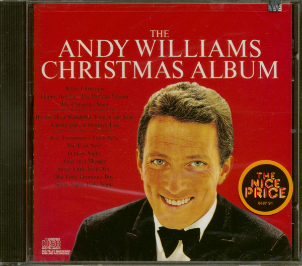 The Andy Williams Christmas Album (CD)