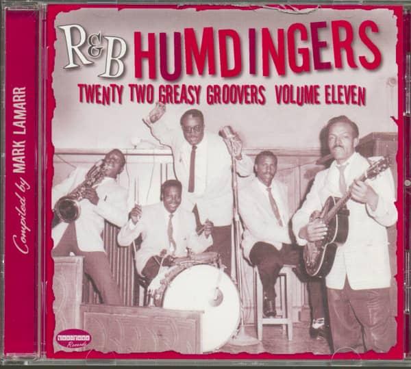 R&B Humdingers, Vol.11 (CD)