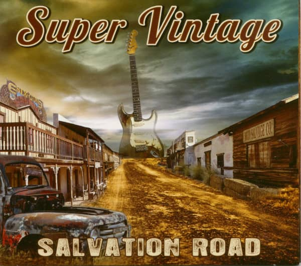 Salvation Road (CD)