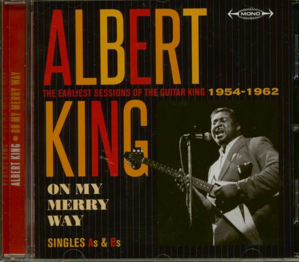 On My Merry Way (CD)