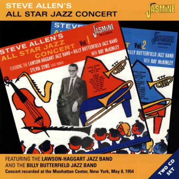 All Star Jazz Concert 2-CD