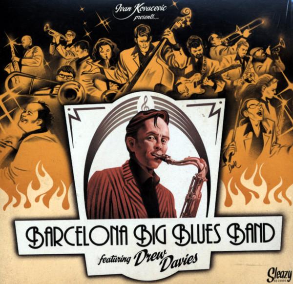 Barcelona Big Blues Band & Drew Davies (CD-EP)