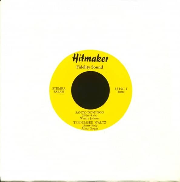 Fidelity Sound (7inch, EP, 45rpm)
