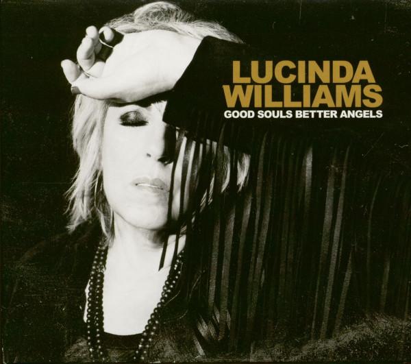 Good Soul Better Angels (CD)