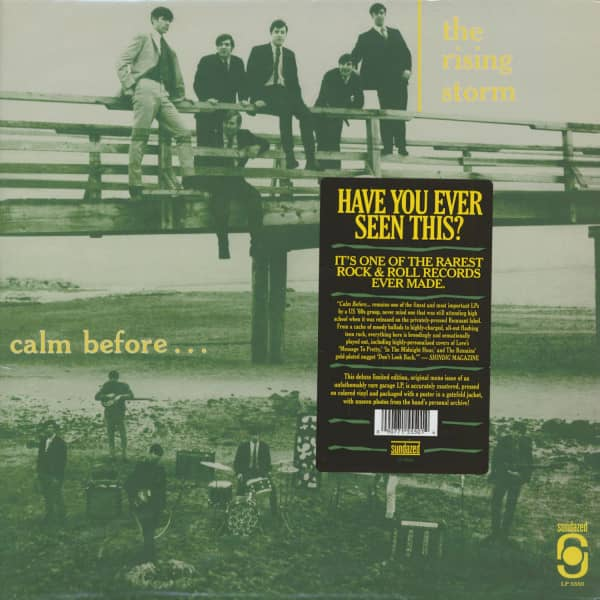 Calm Before (LP)